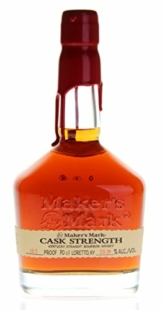 Maker's Mark Cask Strength Whisky (1 x 0.7 l) - 1