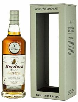 Mortlach - Speyside Single Malt - 25 year old Whisky - 1