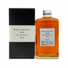 Nikka from the Barrel Blended Whisky mit Geschenkverpackung (1 x 0,5l) - 1