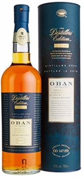 Oban 14 Jahre Distillers Edition 2018 Single Malt Whisky (1 x 0.7 l) - 1