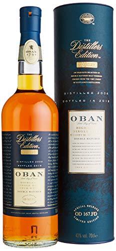 Oban 14 Jahre Distillers Edition 2018 Single Malt Whisky (1 x 0.7 l) - 1