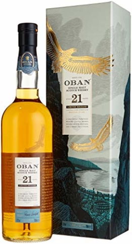 Oban 21 Jahre Special Release 2018 Single Malt Whisky (1 x 0.7 l) - 1