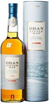 Oban Little Bay Highland Single Malt Scotch Whisky (1 x 0.7 l) - 1