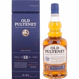 Old Pulteney 18 Years Whisky (1 x 0.7 l) - 1