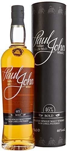 Paul John Bold Indian Single Malt Whisky in Geschenkverpackung (1 x 0.7 l) - 1