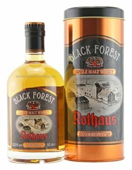 Rothaus Black Forest Highland Finish 2013 / 2016 53,5% 0,5l - 1