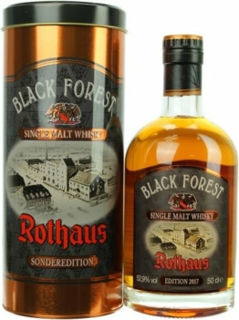 Rothaus Black Forest Pinot Noir Wood Finish 2017 52.9% 0,5l - 1