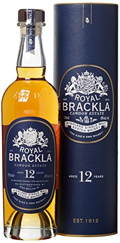 Royal Brackla 12 Jahre Single Highland Malt Whisky (1 x 0.7 l) - 1