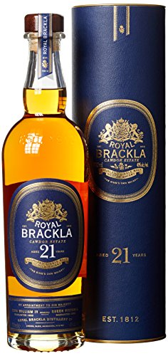 Royal Brackla 21 Jahre Single Malt Whisky (1 x 0.7 l) - 1