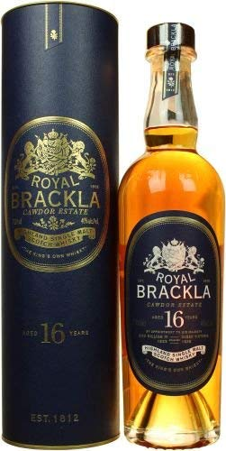 Royal Brackla Single Malt Whisky 16 Jahre (1 x 0.7 l) - 1