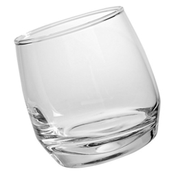 Sagaform 5015280 Bar, Rocking Whiskey Gläser 6er-Set 20cl - 1