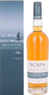 Scapa 16 Jahre Single Malt Scotch Whisky (1 x 0.7 l) - 1