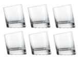 Schott Zwiesel 10 Grad, Whiskybecher 60, 6er Set, Whiskyglas, Kristallglas, 325 ml, 145063 - 1