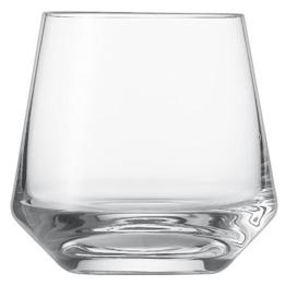Schott Zwiesel 112844 Serie Pure 6-teiliges Whiskyglas Set, Kristallglas - 1
