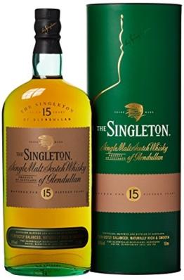 Singleton of Glendullan 15 Years Old mit Geschenkverpackung (1 x 1 l) - 1