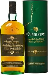 Singleton of Glendullan 18 Years Old mit Geschenkverpackung (1 x 1 l) - 1