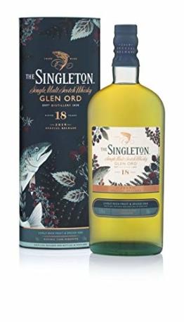 Singleton Special Release 2019, 18 Jahre Single Malt Whisky (1 x 0.7 l) - 1