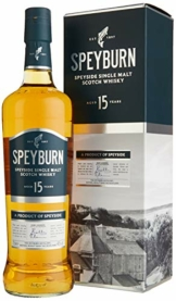 Speyburn 15 Years Old mit Geschenkverpackung Whisky (1 x 0.7 l) - 1