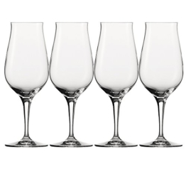 Spiegelau & Nachtmann, 4-teiliges Whiskybecher-Set, Snifter Premium mit gezogenem Stiel, 4460177 - 1