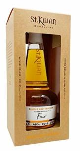 "St. Kilian Single Malt Whisky Signature Edition""Four"" 0,5l 48% vol. - 1"
