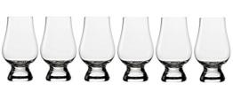 Stölzle Lausitz Whisky Glencairn Glas 190ml, 6er Set Whiskygläser, spülmaschinentauglicher Tumbler, hochwertige Qualität - 1