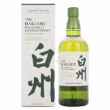 Suntory The Hakushu DISTILLER'S RESERVE Single Malt Japanese Whisky 43,00% 0,70 Liter - 1
