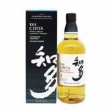 Suntory Whisky The Chita Single Grain Japanischer Whisky, mit Geschenkverpackung, mit beispielloser Raffinesse und einem reinen, klaren Abgang, 43% Vol, 1 x 0,7l - 1