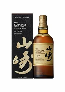 Suntory Yamazaki 12 Jahre Japanese Single Malt Whisky (1 x 0.7 l) - 1