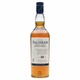 Talisker 10 Jahre Single Malt Scotch Whisky – Weicher, torfiger und rauchiger Whisky aus dem Norden Schottlands – In maritimer Geschenkbox – Standardversion – 1 x 0,7l - 1