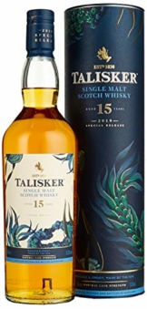 Talisker 15 Jahre, Special Release 2019, Single Malt Whisky (1 x 0.7 l) - 1