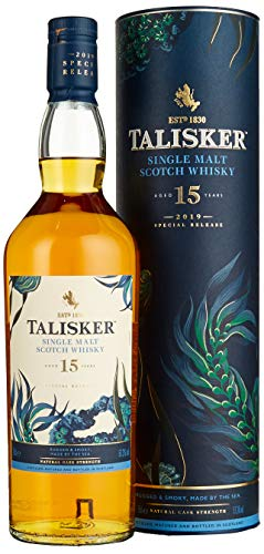 Talisker 15 Jahre, Special Release 2019, Single Malt Whisky (1 x 0.7 l) - 1