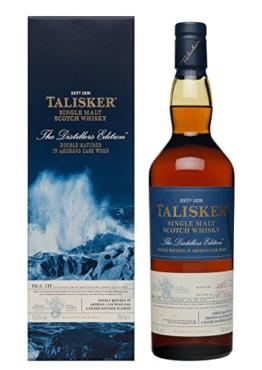 Talisker Distillers Edition 2017 Single Malt Scotch Whisky (1 x 0.7 l) - 1