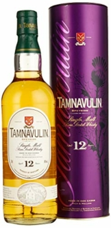 Tamnavulin 12 Years Old Speyside Single Malt Scotch Whisky (1 x 0.7 l) - 1