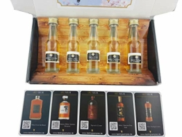 "Tasting Samples Whisky Tasting Box""Sakura"" japanische Whiskys - 1"