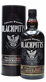 Teeling Blackpitts Whiskey in Geschenkverpackung (1 x 0.7 l) - 1