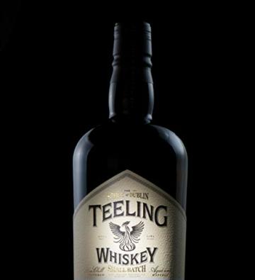 Teeling Small Batch Irish Whiskey (1 x 0,7 l) - 2