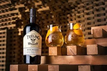 Teeling Small Batch Irish Whiskey (1 x 0,7 l) - 4