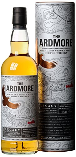 The Ardmore Legacy Highland Single Malt Scotch Whisky (1 x 0.7 l) - 1