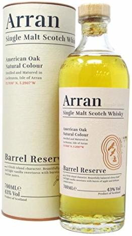 The Arran Malt BARREL RESERVE Single Malt Scotch Whisky (1 x 0.7 l) - 1