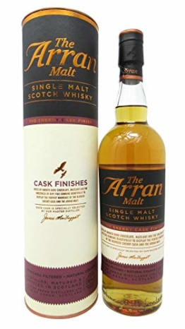 The Arran Malt The Sherry Cask Finish  Whisky (1 x 0.7 l) - 1