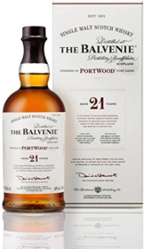 The Balvenie Portwood Single Malt Scotch Whisky 21 Jahre  (1 x 0.7 l) - 1