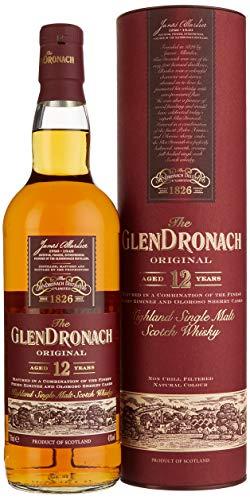 The GlenDronach - Original - 12 Jahre - Highland Single Malt Scotch Whisky - 43% Vol. (1 x 0.7 L) / Es sind die Sherryfässer, die ihn so besonders machen. - 1