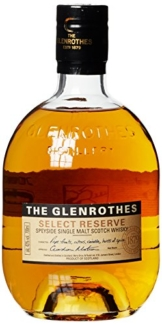 The Glenrothes Select Reserve Speyside Single Malt Scotch Whisky (1 x 0.7 l) - 1