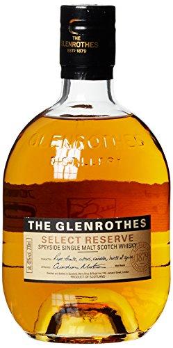 The Glenrothes Select Reserve Speyside Single Malt Scotch Whisky (1 x 0.7 l) - 1