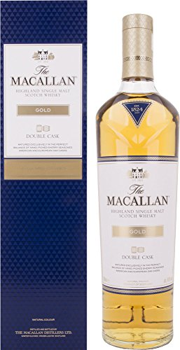 The Macallan DOUBLE CASK GOLD mit Geschenkverpackung Whisky (1 x 0.7 l) - 1