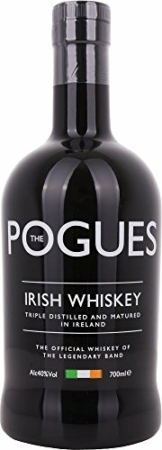 The Pogues The Official Irish Whiskey of the Legendary Band (1 x 0.7 l) - 1