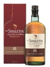 The Singleton of Dufftown 15 Jahre Single Malt Scotch Whisky (1 x 0.7 l) - 1