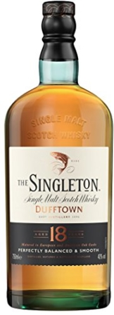 The Singleton of Dufftown 18 Jahre Single Malt Scotch Whisky (1 x 0.7 l) - 1