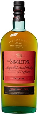 The Singleton of Dufftown Tailfire Single Malt Scotch Whisky (1 x 0.7 l) - 1