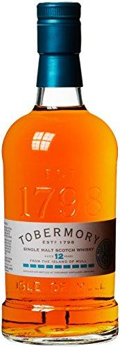 Tobermory 12 Years Old Manzanilla Finish Whiskey mit Geschenkverpackung (1 x 0.7 l) - 3